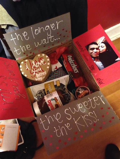 Diy Gifts For Military Boyfriend